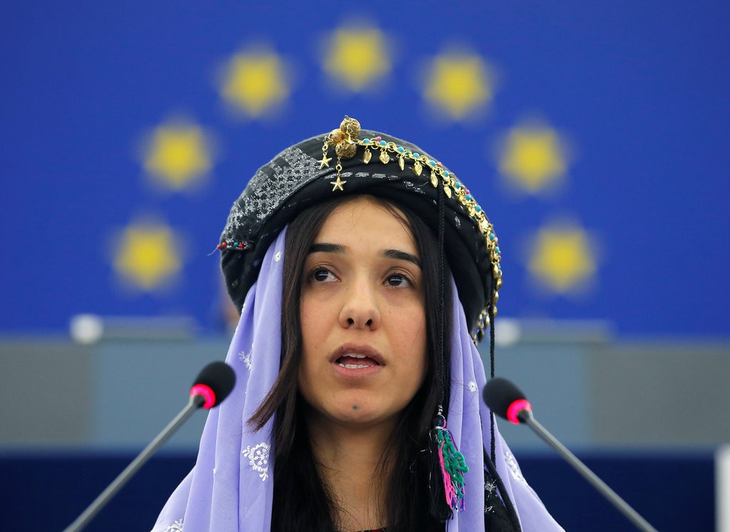 Some Lesser Know Facts About Nadia Murad The  Joint Winner Of  Nobel Peace Prize Who Survived After Kidnapped And Sold Into Sex Slavery By ISIS!