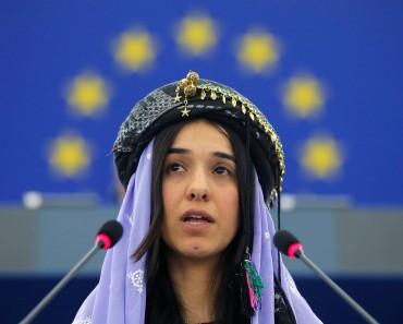Nobel Peace Prize 2018 Winner Nadia Murad