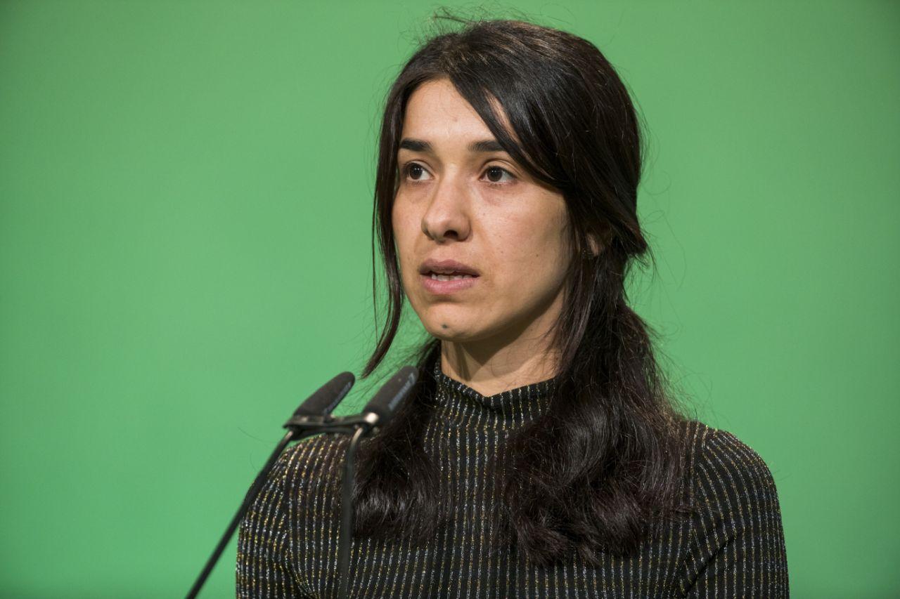 Nobel Peace Prize 2018 Winner Nadia Murad_1