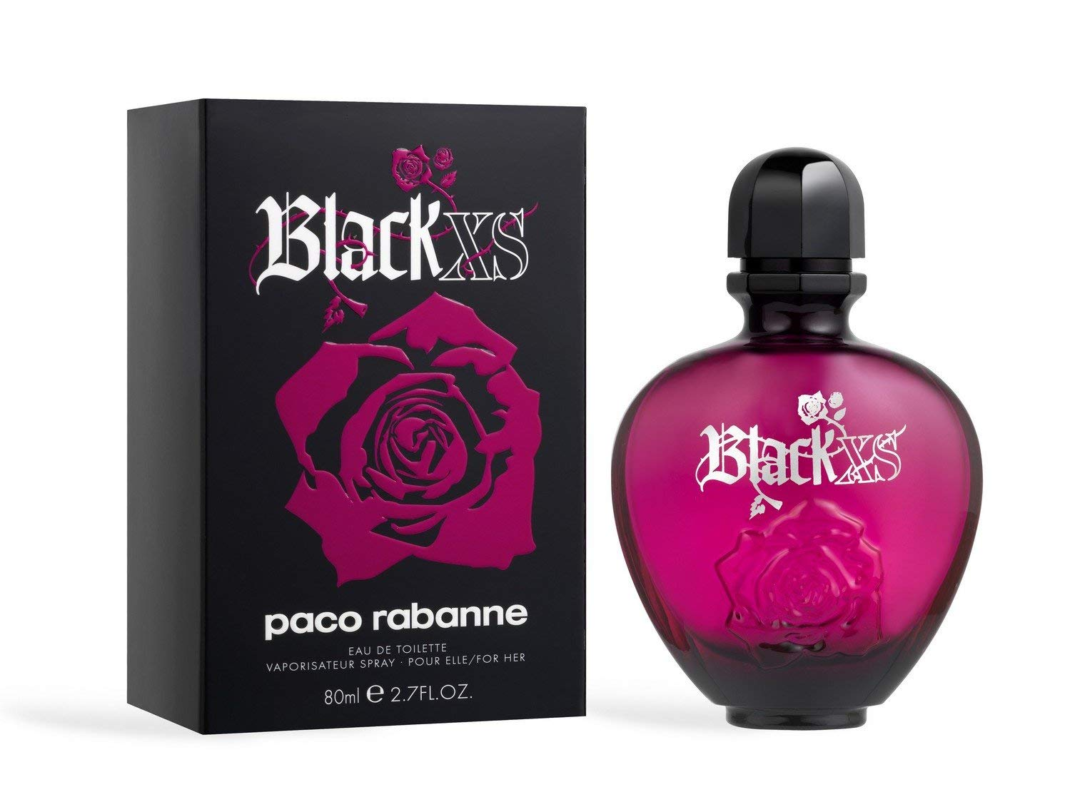 Paco Rabanne Black XS Potion Femme