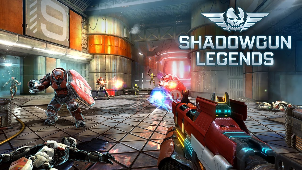 Shadow Gun Legends