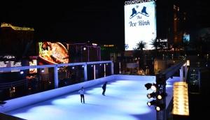 Skating Rink At The Cosmopolitan