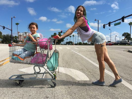 "Watch Movie ""The Florida Project"" This Weekend On Amazon Prime"