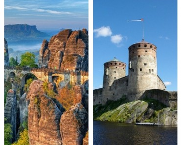 Top 10 Safest Countries In The World To Live Or Visit