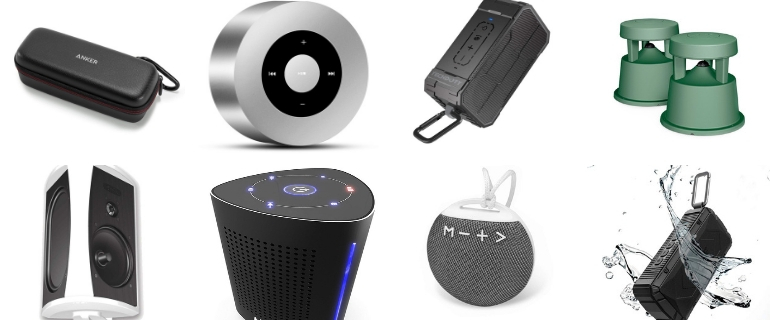 Top 15 Best Portable Bluetooth Speakers In 2018