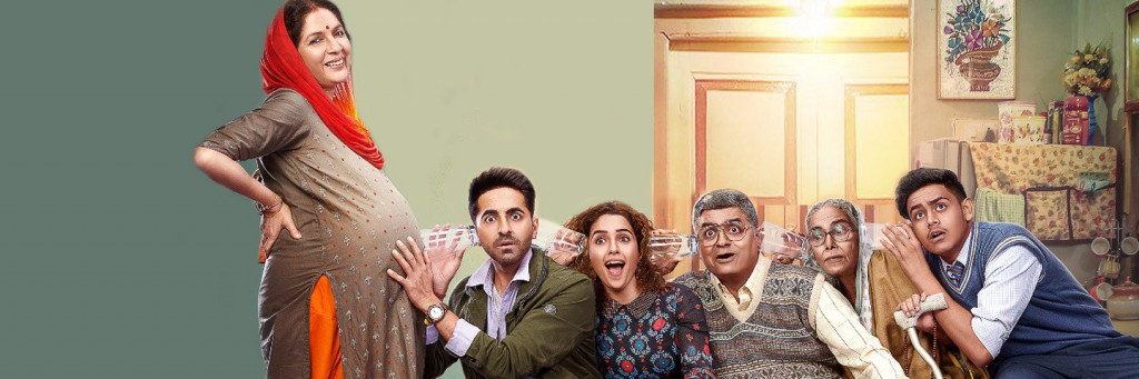 "Watch Movie ""Badhaai Ho"" This Weekend"