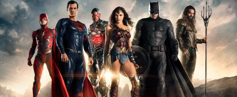"Watch Movie ""Justice League"" This Weekend On Amazon Prime Video"
