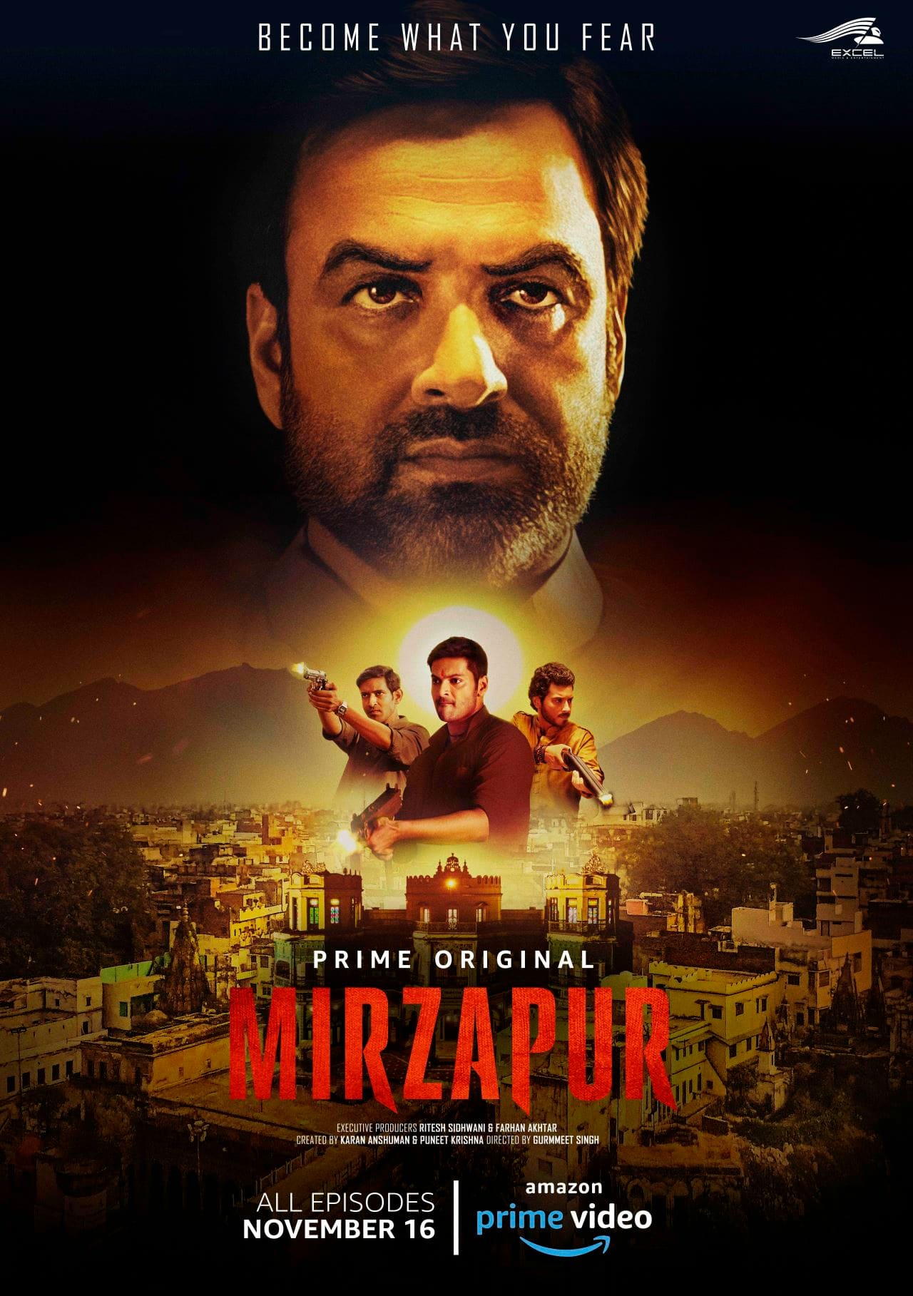 Watch Trailer Of Mirzapur- Amazon Prime Video