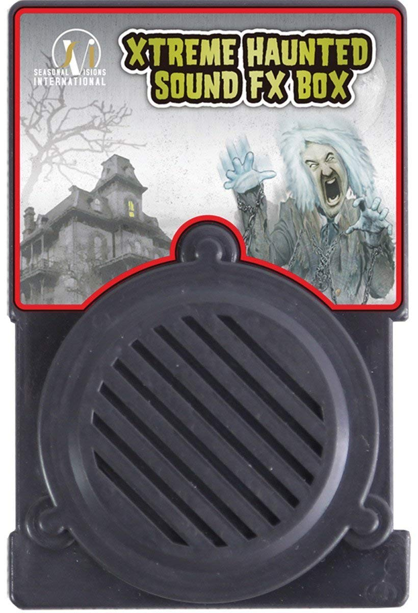 Xtreme Haunted Sound Fx Box Prop