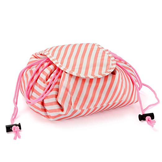 Zyaner Creative Drawstring Lazy Makeup Storage Bag