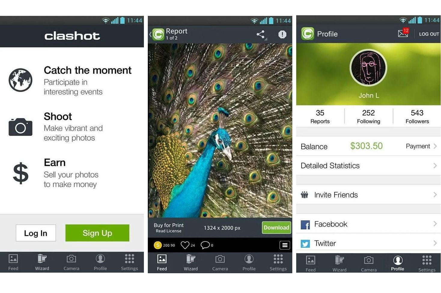 clashot - Apps That Make You Money