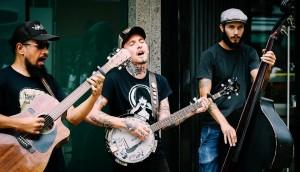 Banjo Versus Guitar