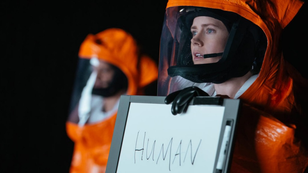 Watch Movie 'Arrival' This Weekend On Amazon Prime