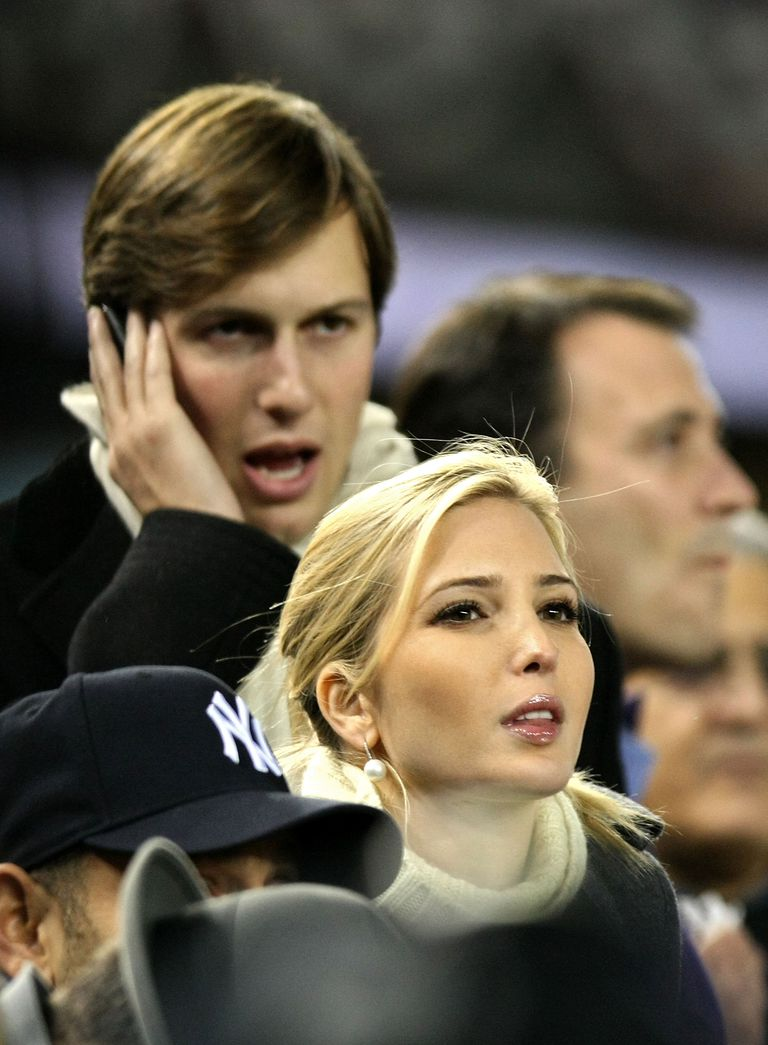 Awkward Details About Ivanka Trump and Jared Kushner_1