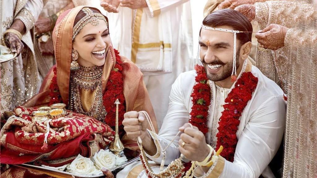 These 7 Best Deepika Padukone And Ranveer Singh Marriage Pics Are Breaking The Internet!
