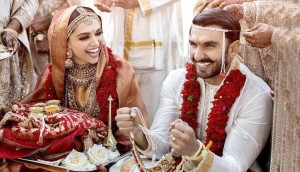 Deepika Ranbir Marriage Images