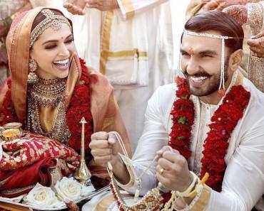 Deepika Ranbir Marriage Images