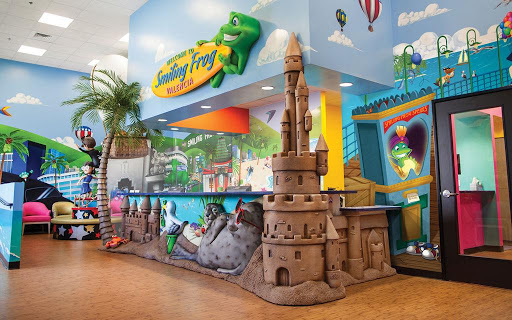 Dental Clinic With Theme Park