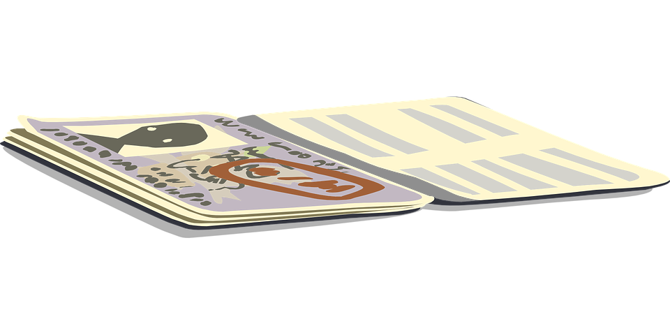 For Official State Identification Document Replacement