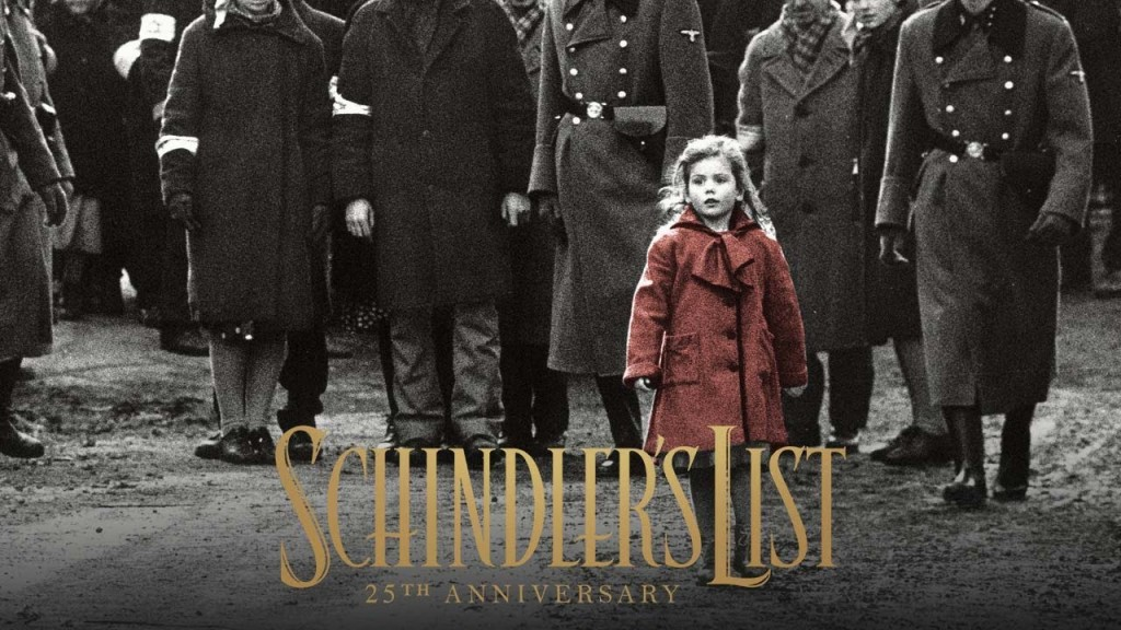 "Watch Movie ""Schindler's List"" This Weekend On Amazon Prime"