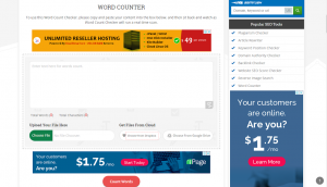 The Word Counter In Content Quality
