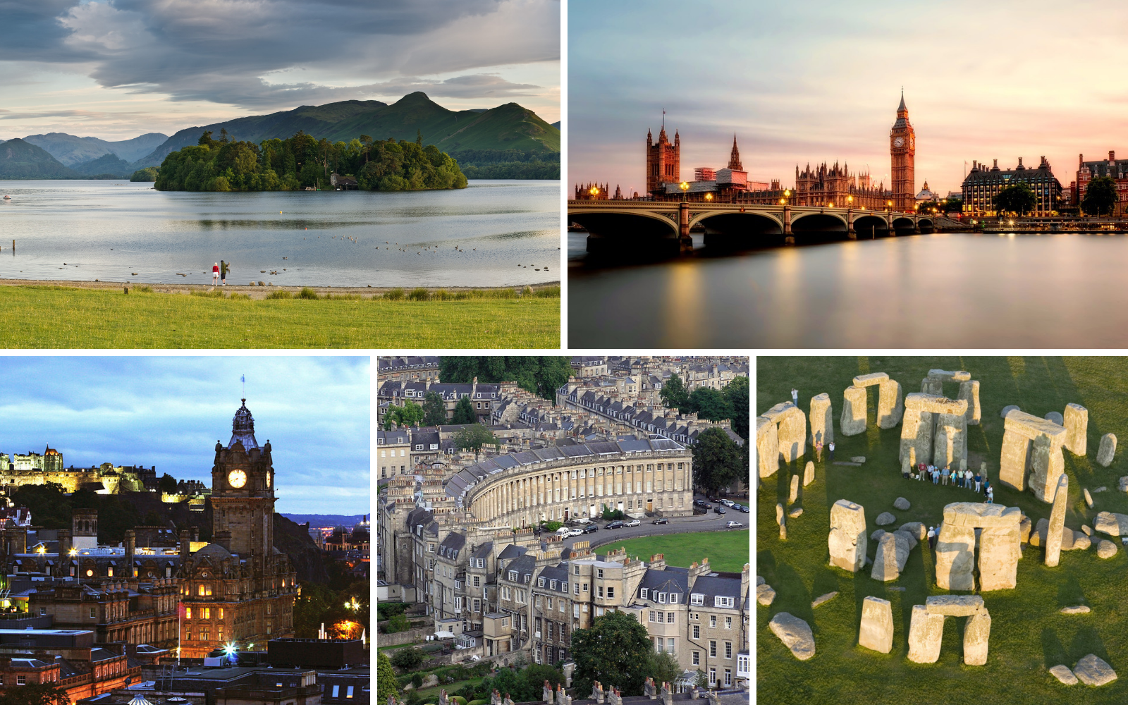 Tourist Destinations In The UK In 2019_1