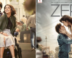 Watch Bollywood Movie Trailer Of 'ZERO'
