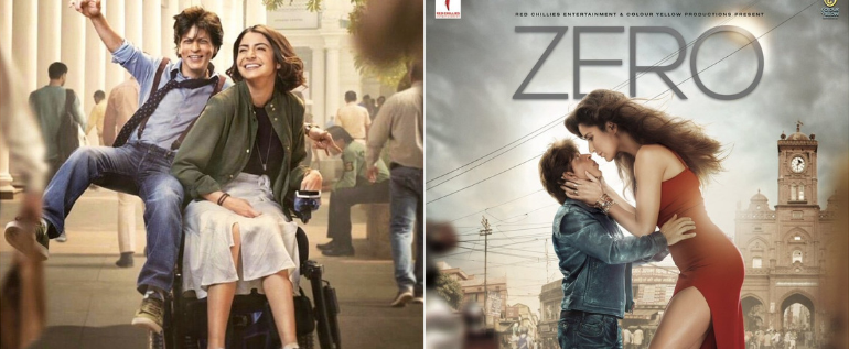 Watch Bollywood Movie Trailer Of 'ZERO'! Shah Rukh Khan Wins Hearts!