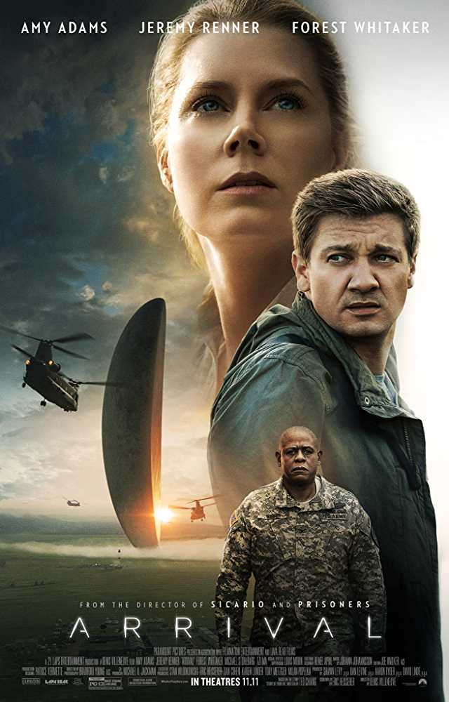 Watch Movie 'Arrival' This Weekend
