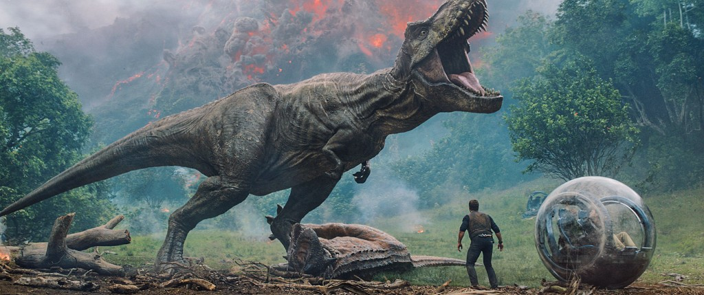 "Watch Movie ""Jurassic World"" This Weekend On Amazon Prime"