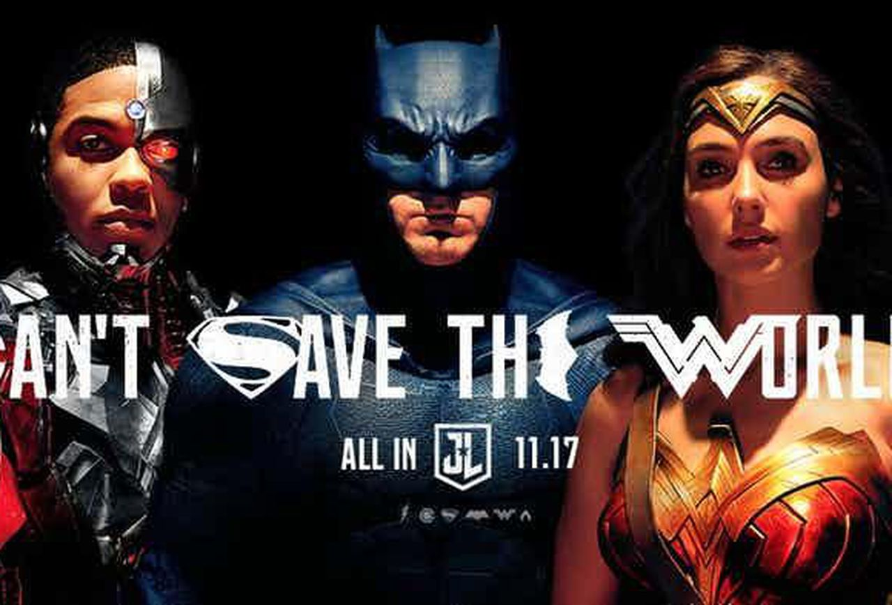 Watch Movie Justice League This Weekend_1