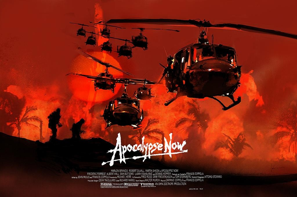 "Watch Movie ""Apocalypse Now"" This Weekend On Amazon Prime"