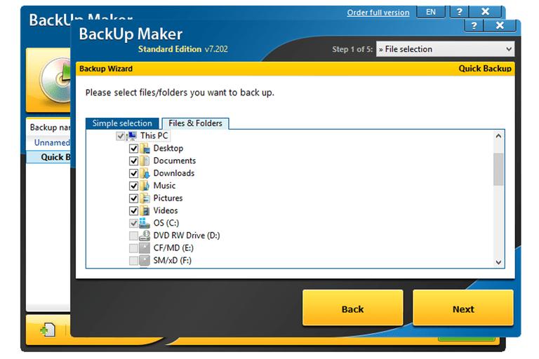 BackUp Maker v7.303