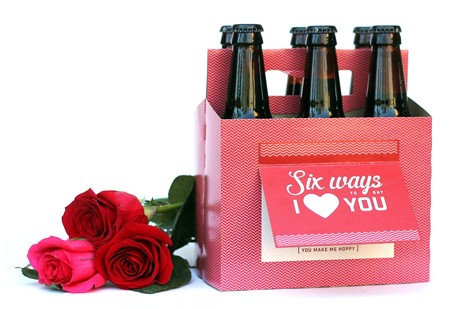 Beer Anniversary Gifts for Him or Her