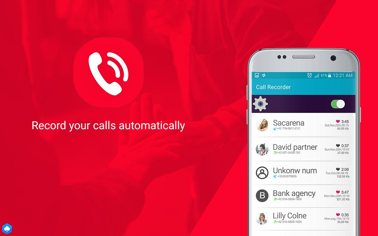 Call Recorder - ACR Best Free Apps For Android