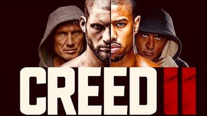 "Watch Movie ""Creed II"" This Weekend On Amazon Prime"
