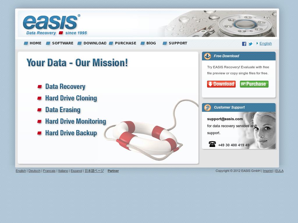 EASIS Drive Cloning