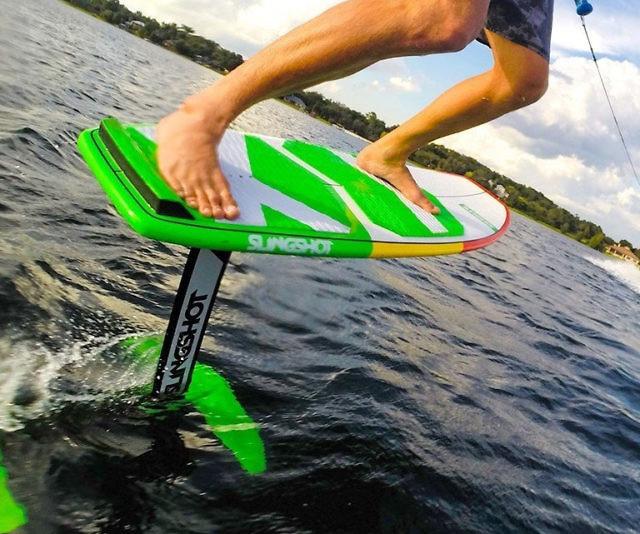 Hydrofoil Wakeboard