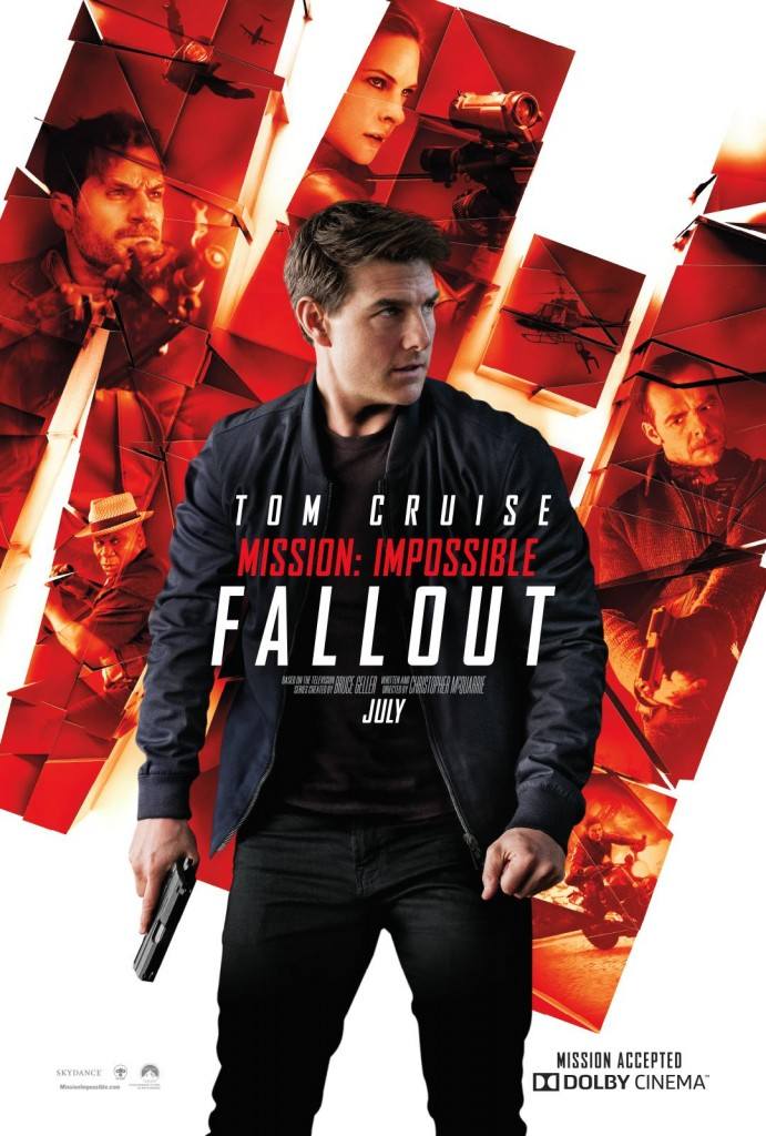 "Watch Movie ""Mission: Impossible – Fallout"" This Weekend On Amazon Prime"