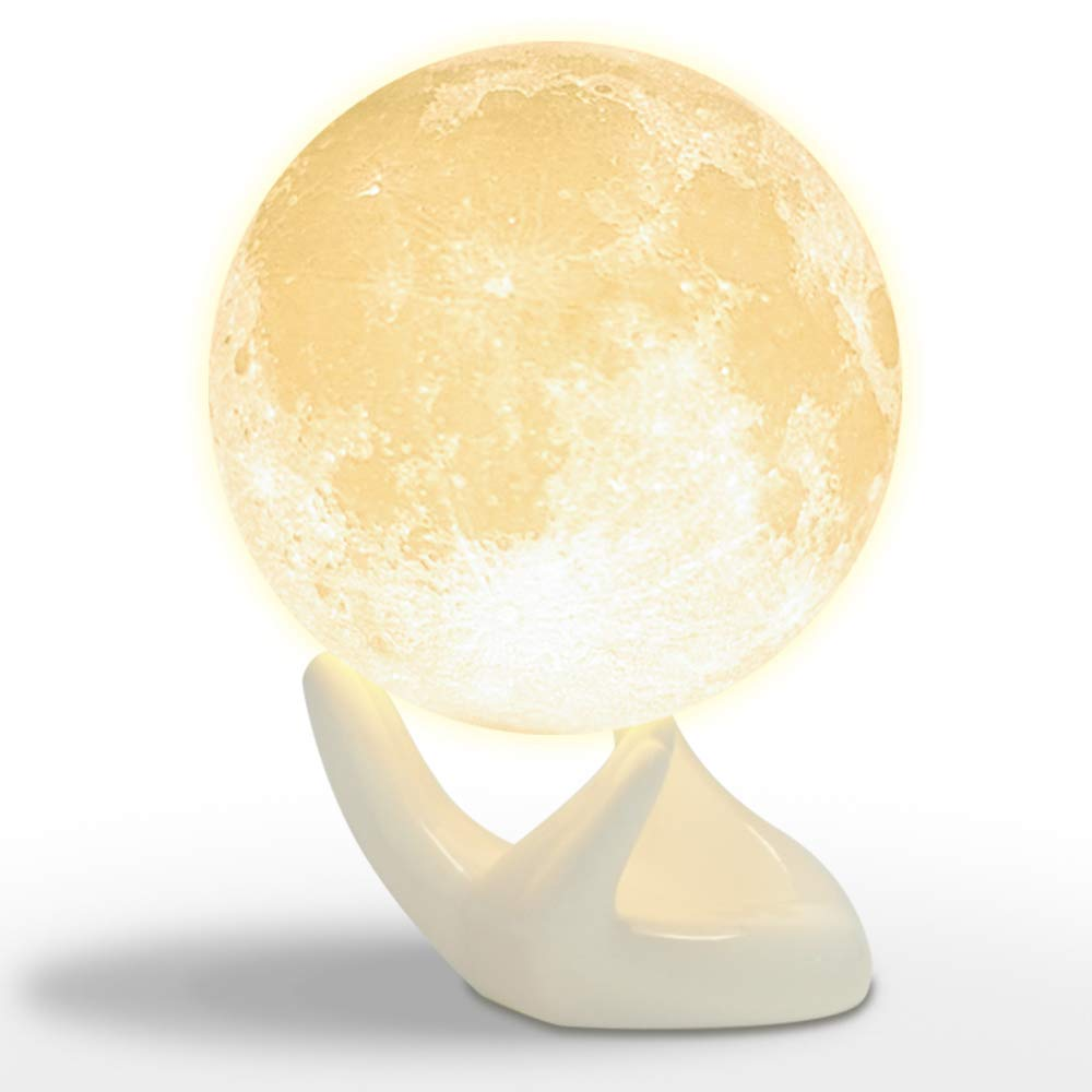 Mydethun Lamp Moon Night Light
