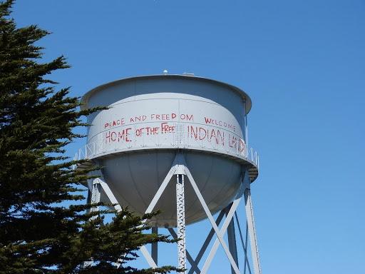 Native American Activists Protested At Alcatraz