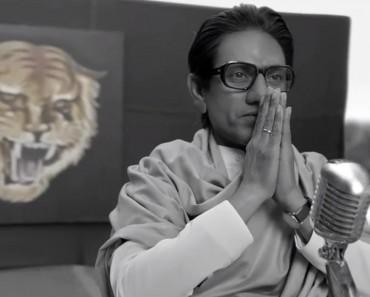 New Bollywood Movie Trailer Of 'Thackeray'