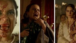New Bollywood Movie Trailer Of 'Manikarnika'