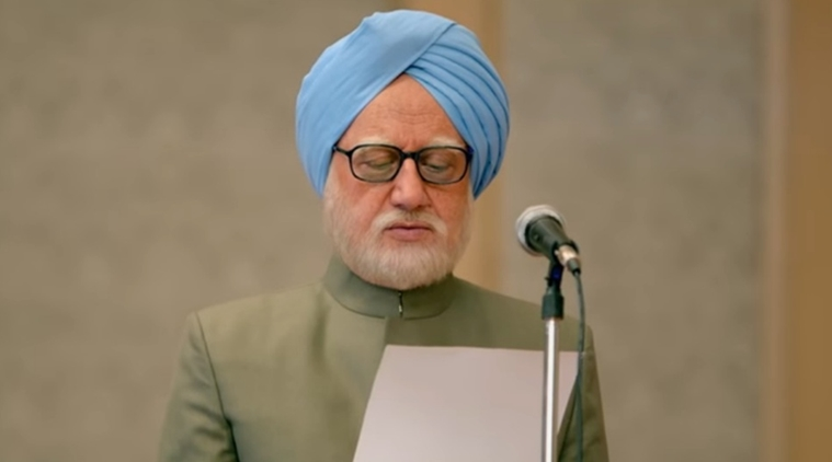 New Bollywood Movie Trailer Of The Accidental Prime Minister