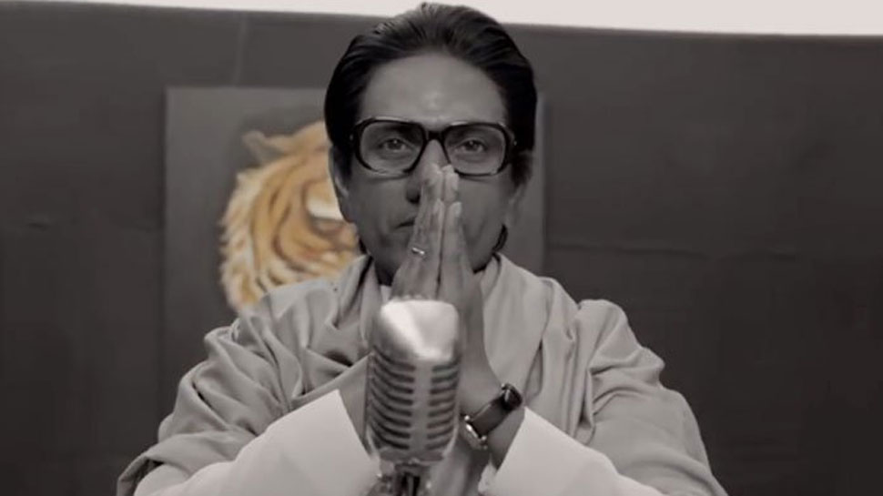 Watch Movie 'Thackeray' This Weekend: Nawazuddin Siddiqui 'Roars Like A Tiger'