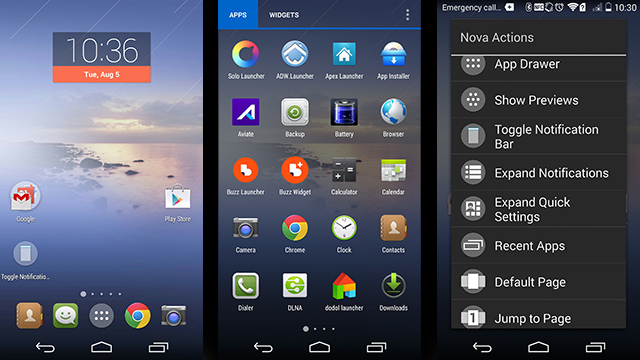 Nova - Best Free Apps For Android