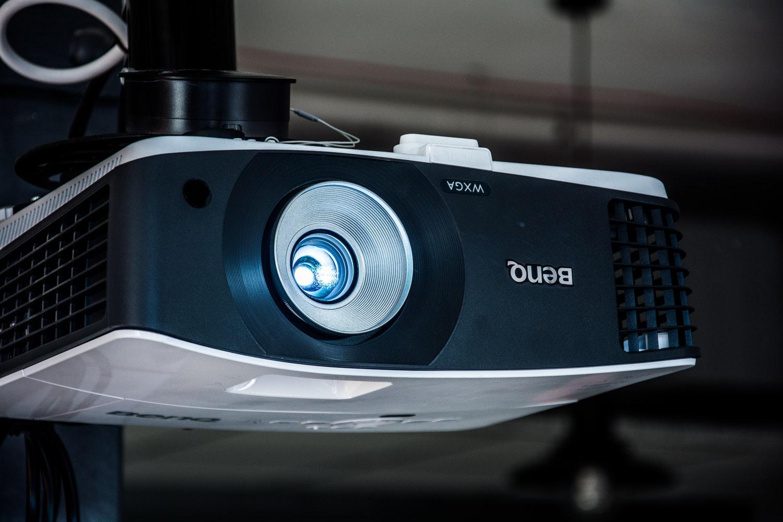 ViewSonic 1080P Short Throw Projector