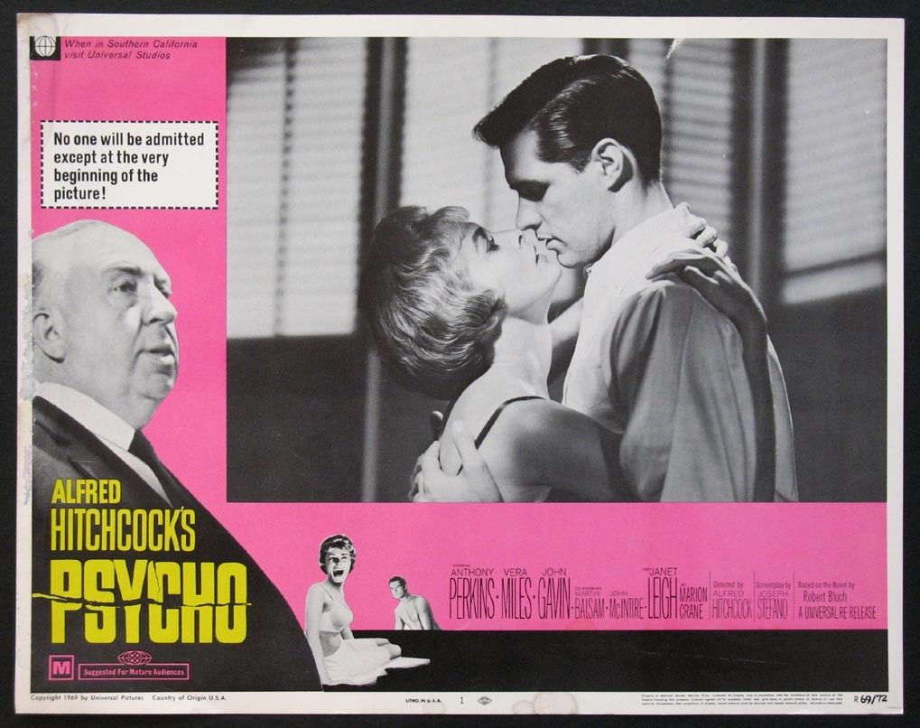 Watch Movie 'Psycho' This Weekend
