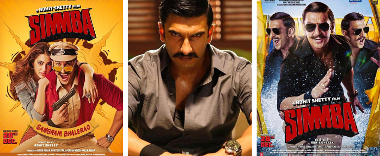 Watch Movie 'Simmba' This Weekend: Ranveer Singh Lifts This Rohit Shetty Blockbuster!