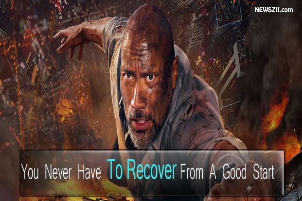 You Never Have To Recover From A Good Start